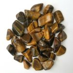 Tiger's Eye - Body Mat Stones
