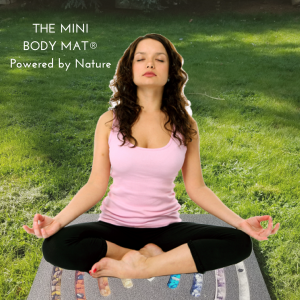 The Mini Body Mat - Powered by Nature by The Body Mat